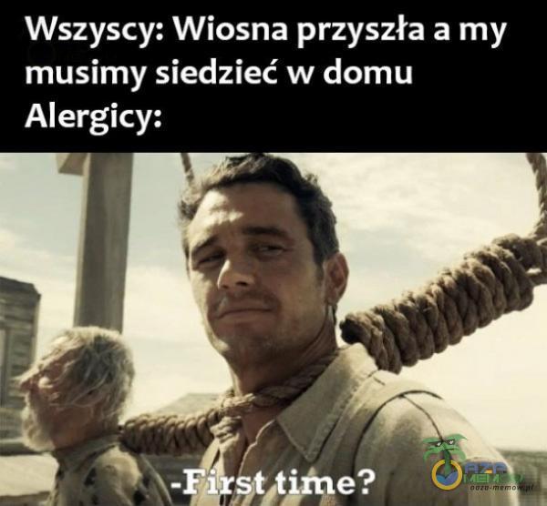 Wszyscy: Wiosna przyszła a my WELL ZE P4(EtsA STOUT Alergicy: