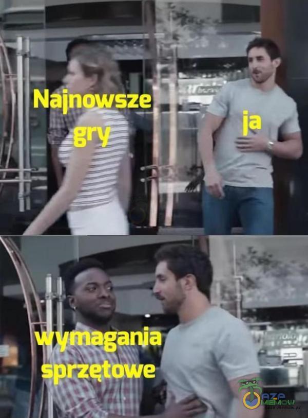 Najnowsze riaganJă rząbwe