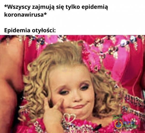 *Wiszyscy zajmują się tylko epidemią koronawirusa*