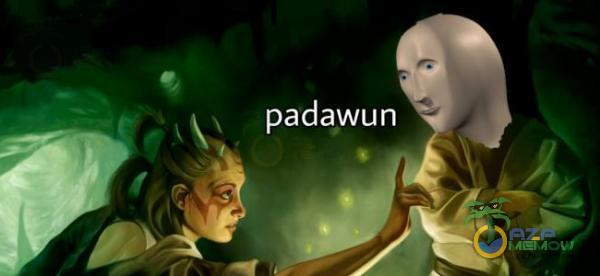 """ nadąwun. ""3? A"