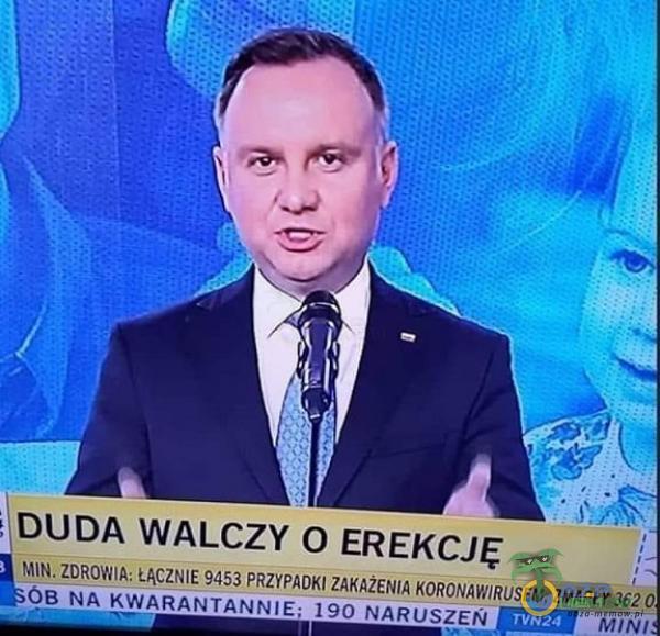 """""""DUDĄ WALCZY G EREKCJĘ FRZ(PĄDYNZAK ZEWN KORONAWRISEZ JANNE, 199 NARUSZEŃ 1 ZUNE KWARANT."""