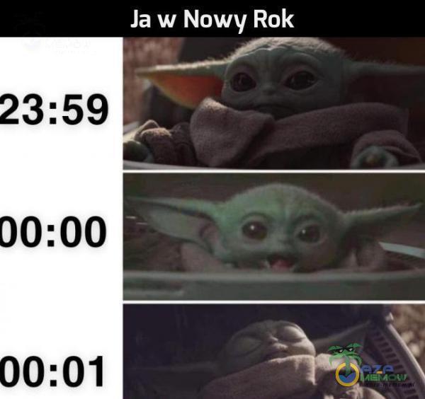 Ja w Nowy Rok __»?