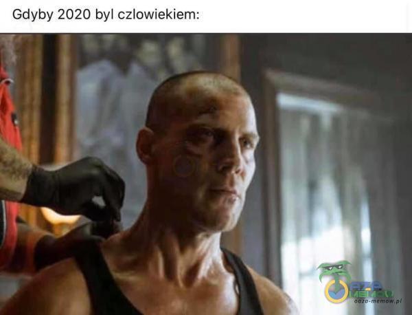 Gdyby 2020 byl czlowiekiem: JSAc, = zd mę