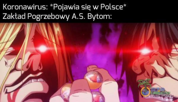 Koronawirus: Pojawia się w Polsce* Zakład Pogrzebowy Bytom:
