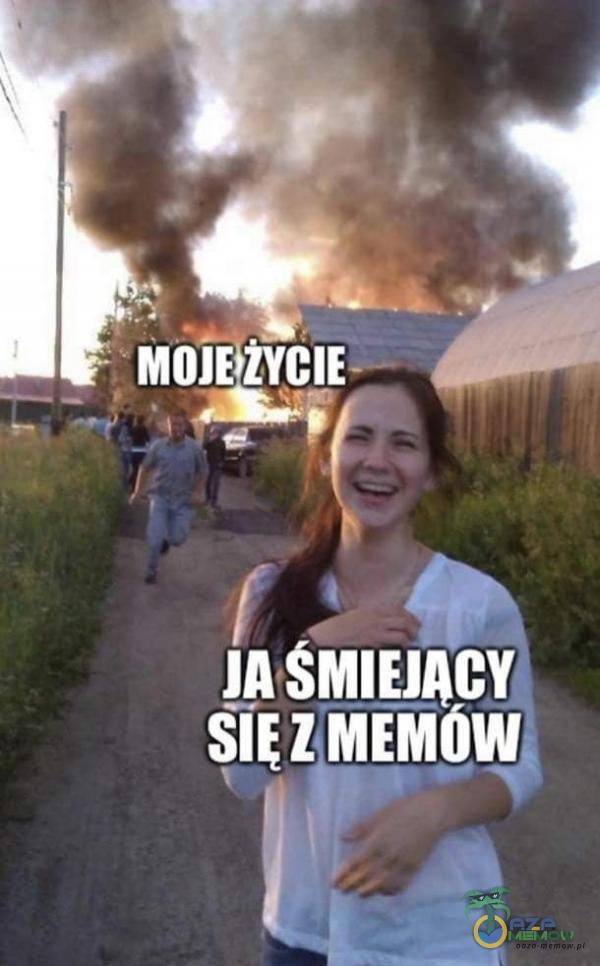 MOJE}ŽYCIE MEMOW