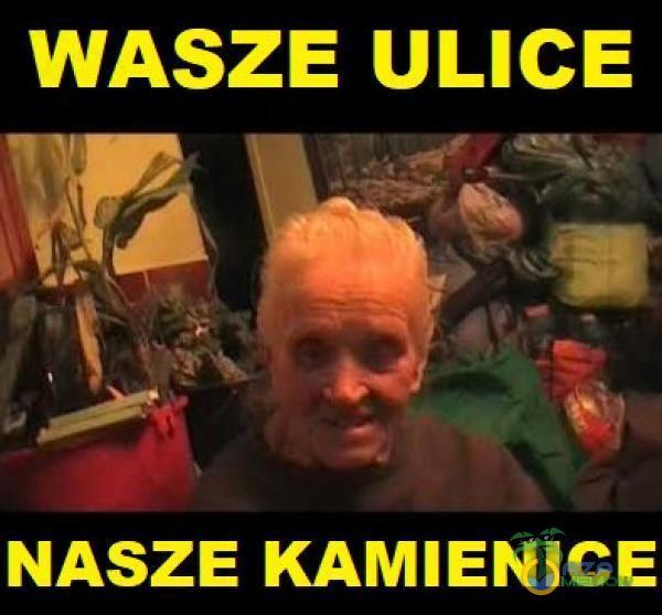 """WASZE ULICE Li) sz"""" Ea. = 6 u NASZE KAMIENICE"""