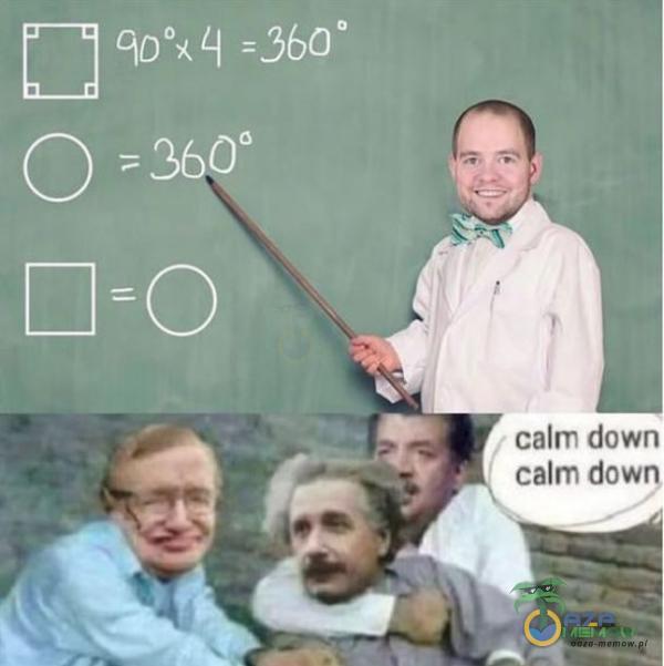 """PA EMEJEECAK ©) +360* LEO """" €olm down culm down"""