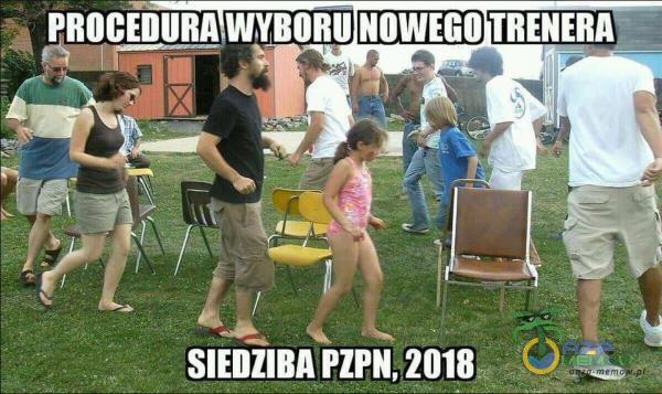 PROCŽDURA WYBORU NOWEGO TRENERA SIEDZIBA PZPN, 2018