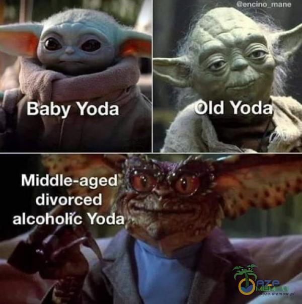 encino_mane ld Yod Baby Yoda Middle-agedž divorced alcoKołrc Yoăa8