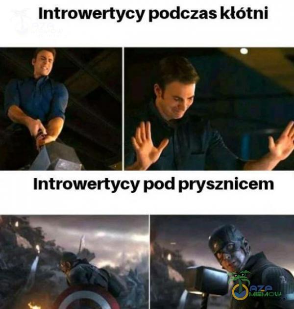 Introwertycy podczas kłótni