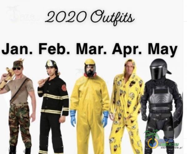 2020 Qużfita Jan. Feb. Mar. AG. May