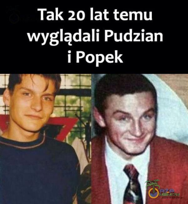 Tak 20 lat temu wyglądali Pudzian iPopek ? JI Eg lir * I M-jr— i: j_ 4-1 ŁW . Ł.. 2-11