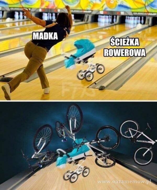 MADU SCIîžKA ROWEROWA