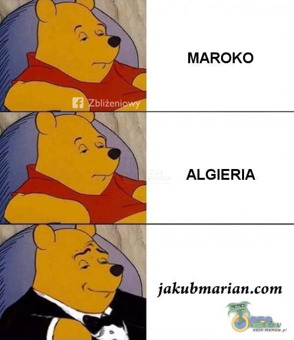 MAROKO ALGIERIA jakubmarian