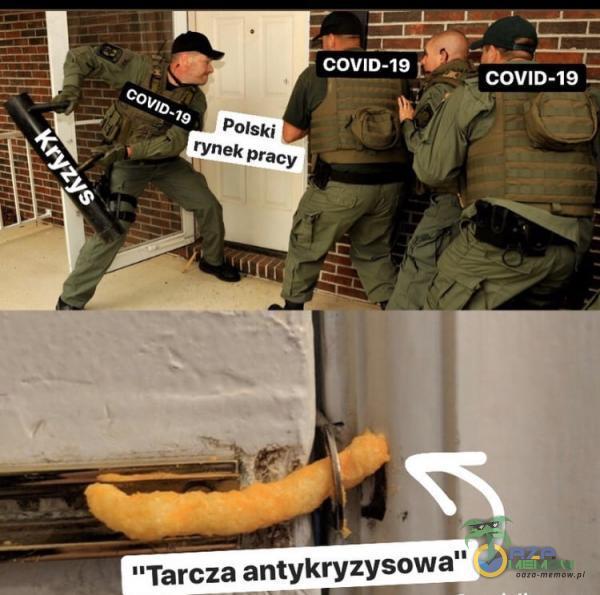 """Tarcza antykryzysowa"""" a ow WEGO GE"""