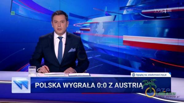 POLSKA WYGRAŁA Z AUSTRIA