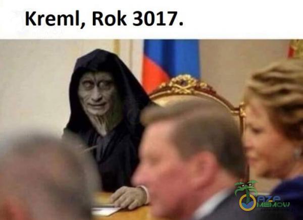 Kreml, Rok 3017.
