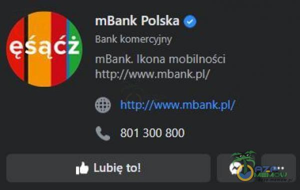 mBank Folska 4 LORI UEOOTELNN al wola dh SZ) UETCU loża e