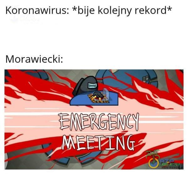 Koronawirus: *bije kolejny rekord* Morawiecki: