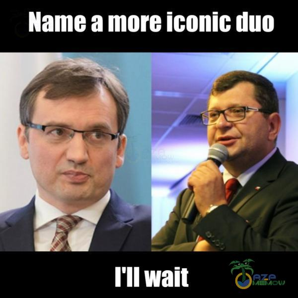 Name a more iconic duo