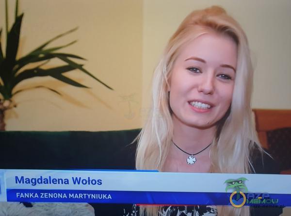 km ŻĘ | Magdalena Wołos FAŃ O NĄ MARTYNWIUKA