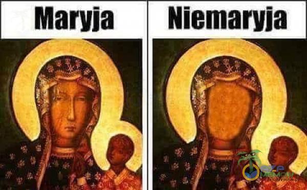 Maryja Niemaryja