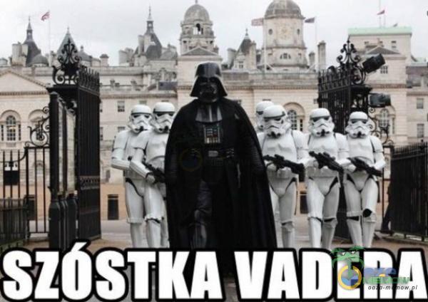 SZOSTKA VADERA