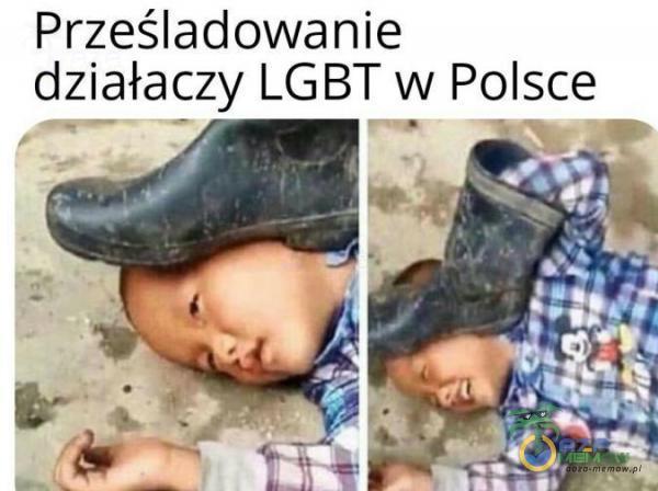 Prześladowanie działaczy LGBT w w Polsce
