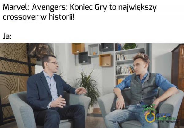 Marvel: Avengers: Koniec Gry tó największy crossover w historii!