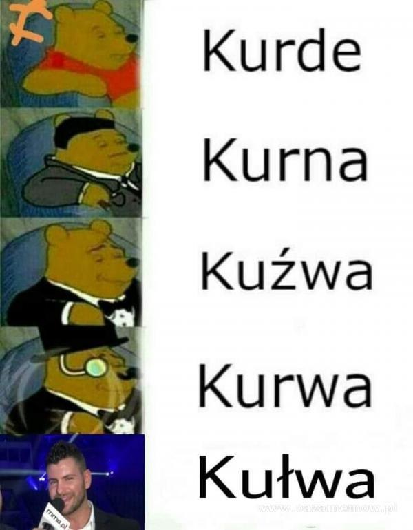 Kurde Kurna Kuźwa Ku rwa Kułwa