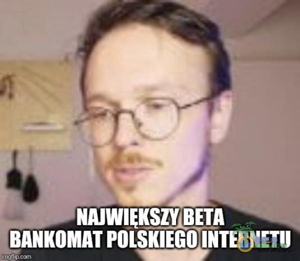 NAJWIĘKSZY BETA BANKOMAT POLSKIEGO INTERNETU