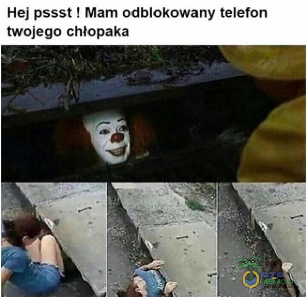 Hej pssst ! Mam odblokowany telefon twojego chłopaka