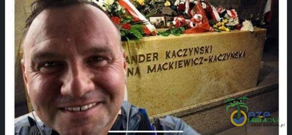 DER KACZYŃSKI NĄ MACKIEWICZ-KAGYU