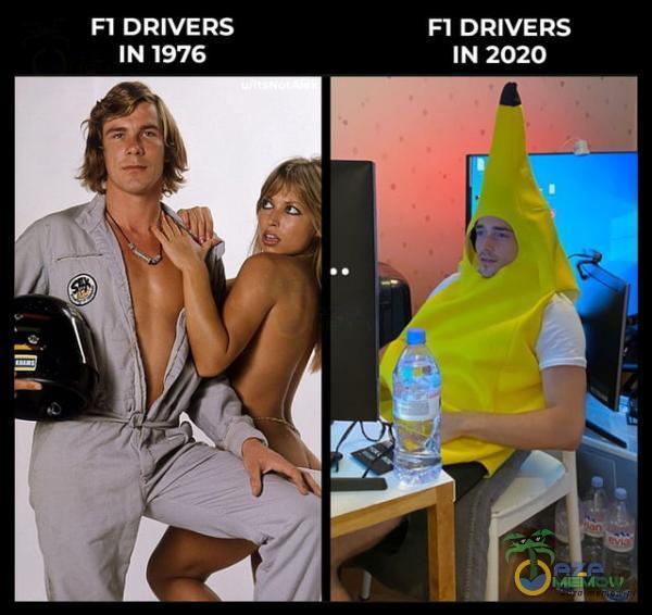 UWE FI DRIVERS IN 1976 rozu