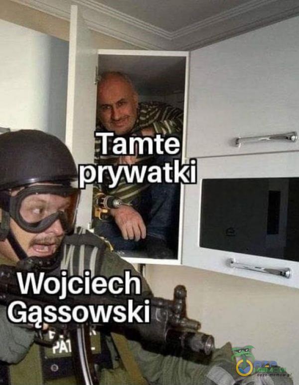 SAM Gąssowski: - A U