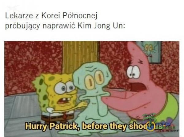 Lskarze z Korei Północnej próbujący naprawić Kim Jong Un: