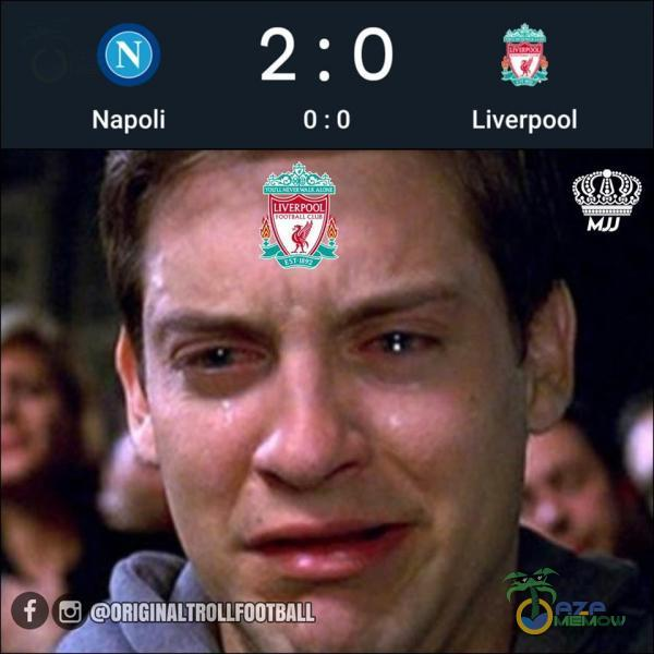 2: Napoli Liverpool
