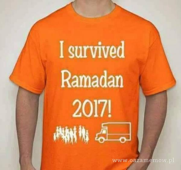 I gurvived Ramadan 2017!