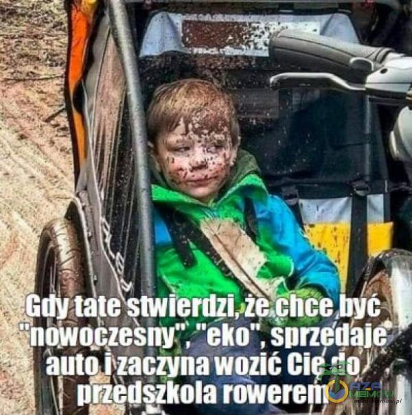 G t te twierdzi,JžechceDyt Sprz dâjq autuzaczynawozitCi do / medszkola rowere