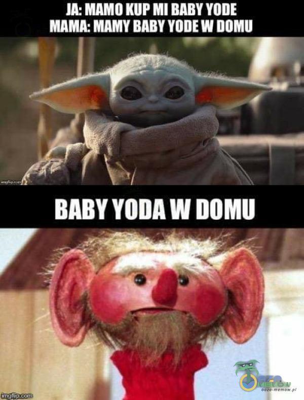 KUP MI BABY YODE MAMA: MAMY BABY DOMU âyô BABY YODAWDOMU