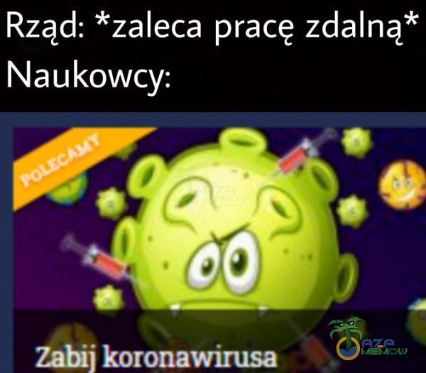 yz y= Aczojcie-WAcEJILE W Naukowcy: A H Zabij koronawirusa