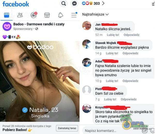 Wielkie randki online