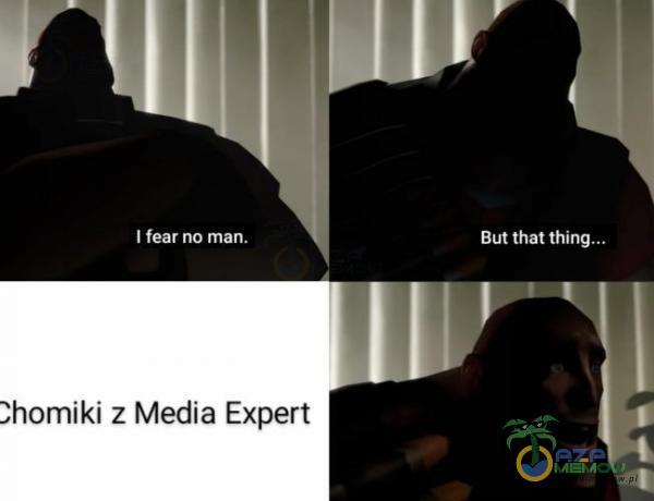 "  » Hear nu mart Em tha! rhing"""" !.  . l homiki 2 Media Expert I] t .t"
