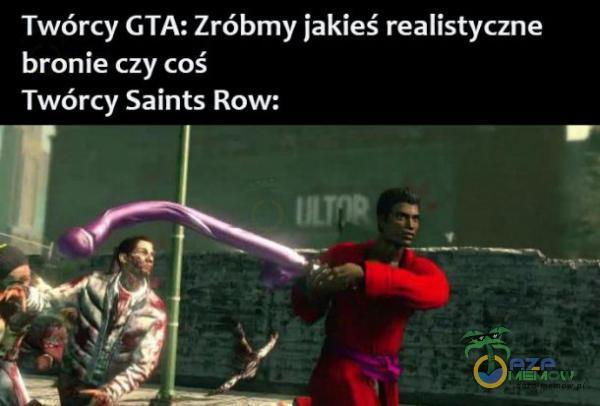 Twórcy GTA: Zróbmy jakieś realistyczne bronie czy coś YJ ZS LC E