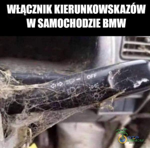 WtACZNlK KIERUNKOWSKAZOW W BMW