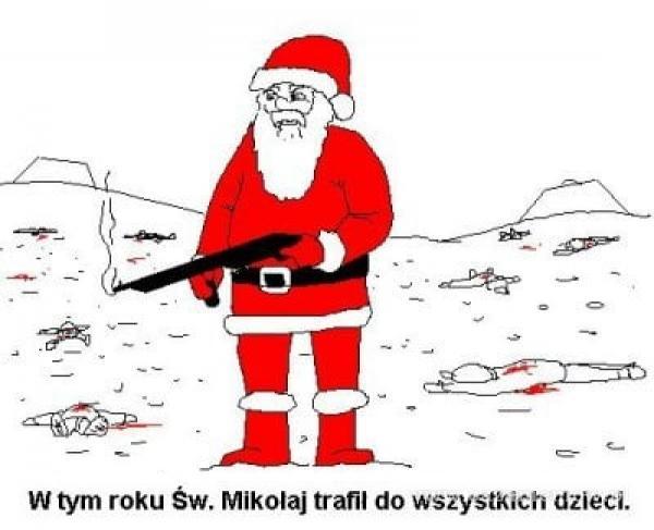 W tym roku Św. Mikołaj trafił do wszystkich dzieci.
