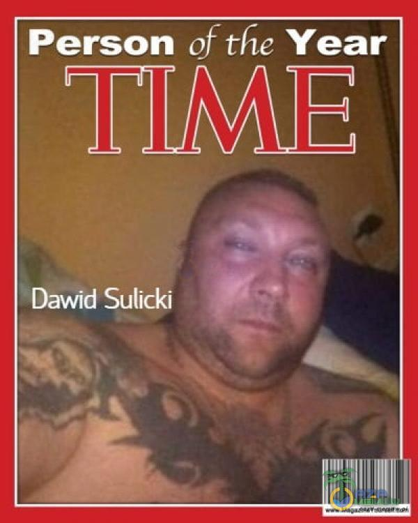 Person of the Year Dawid Sulicki
