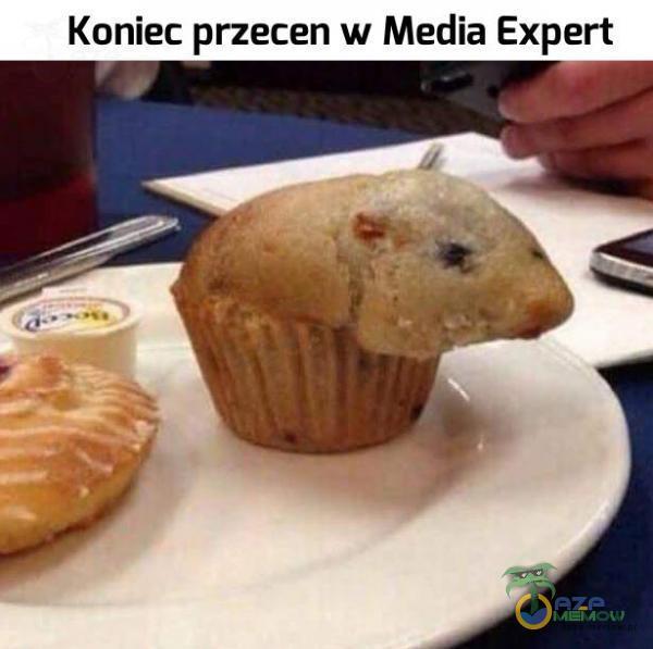 Koniec przecen w Media Expert _