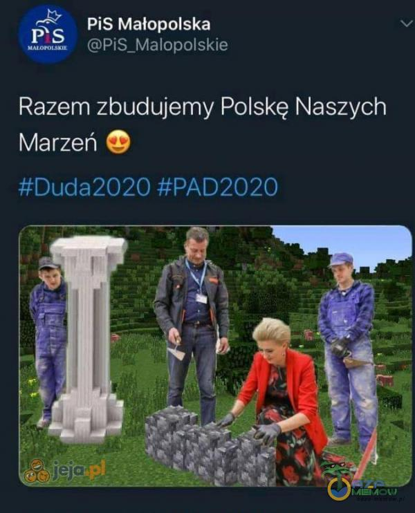 Piś Małopolska « [SIF ISJJI:Iqmlth IE Razem zbudujemy Polskę Naszych Marzeń fT » #DLwdaLłEIZE #FHDGCIGD