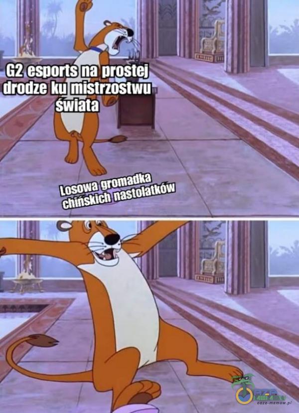 """.G2,esoorts na Drostej drodze ku mistrzóstwu """"Swiata A cnłnswăastoÂatu0W •"""